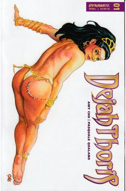 Dejah Thoris #1 Cover B- Cho [Dynamite Comic] THUMBNAIL