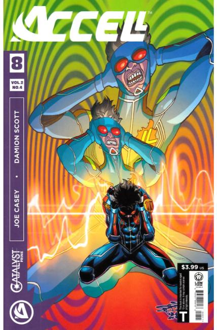 Catalyst Prime Accell Volume 2 #4 [Lion Forge Comic] THUMBNAIL