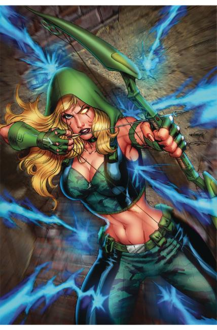 Robyn Hood The Curse #2 Cover A [Zenescope Comic] THUMBNAIL