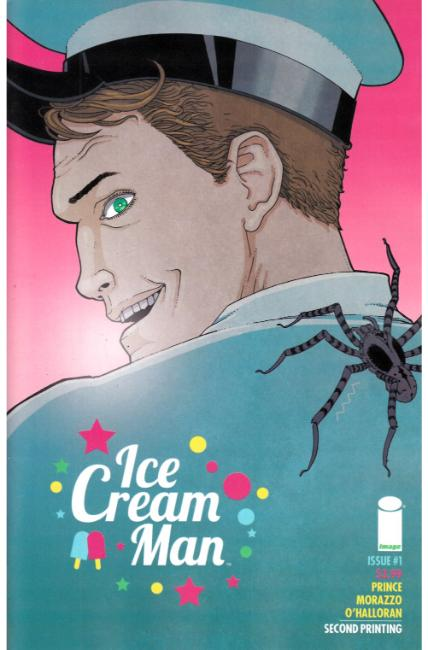 Ice Cream Man #1 Second Printing [Image Comic] THUMBNAIL