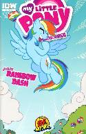 My Little Pony Micro Series #2 Dynamic Forces Exclusive Cover [Comic]