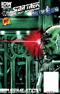 Star Trek Doctor Who Assimilation #8 DF Exclusive Cover [Comic] THUMBNAIL