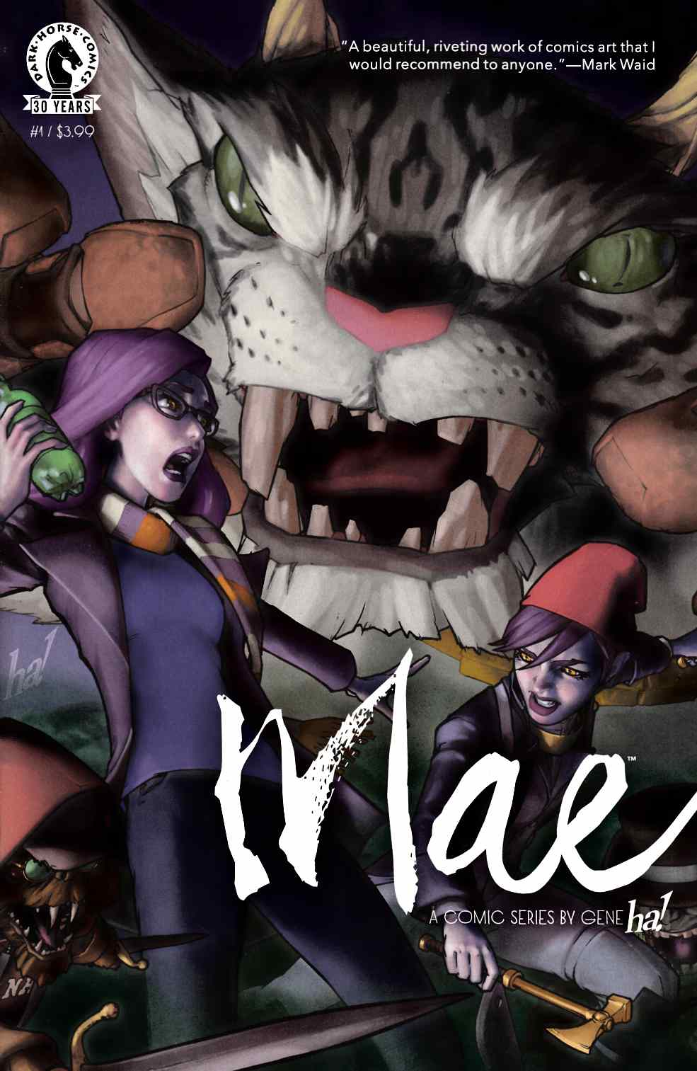Mae #1 [Dark Horse Comic] LARGE