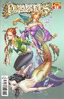 Damsels #1 Campbell Cover [Comic] THUMBNAIL