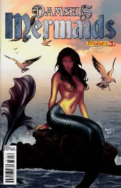 Damsels Mermaids #3 [Comic] LARGE