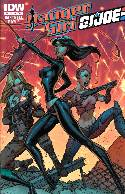 Danger Girl GI Joe #4 Cover A [Comic] THUMBNAIL