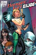 Danger Girl GI Joe #5 Cover A Campbell Near Mint (9.4) [IDW Comic] THUMBNAIL