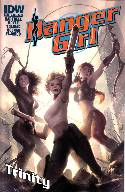 Danger Girl Trinity #1 Subscription Cover [Comic] THUMBNAIL