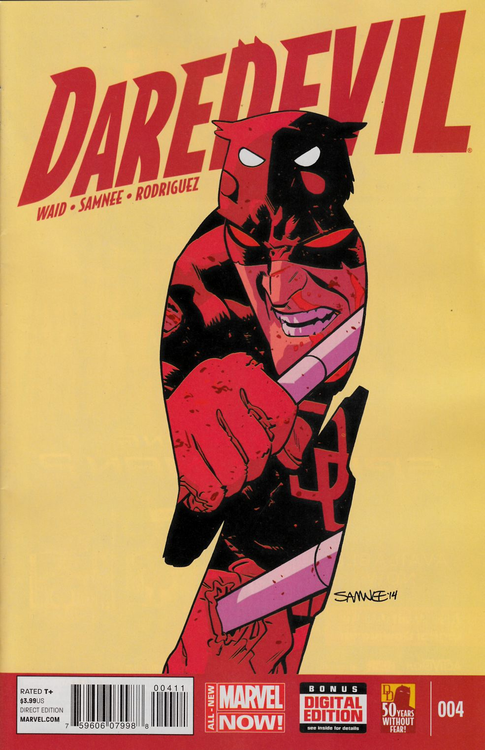 Daredevil #4 [Marvel Comic] LARGE