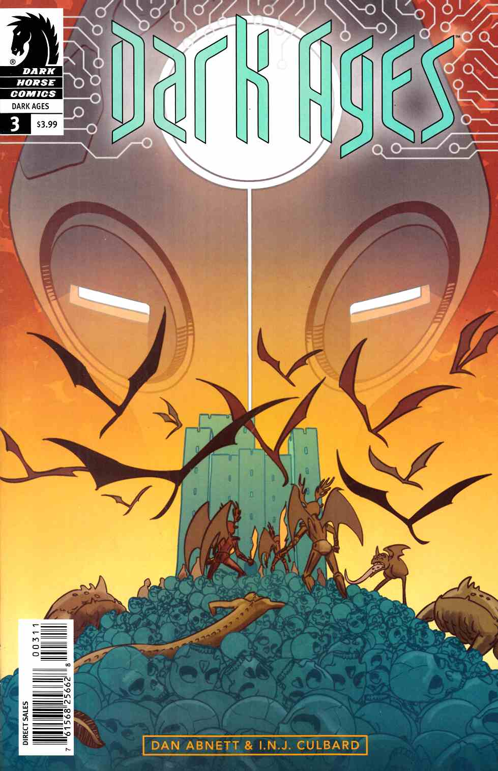 Dark Ages #3 [Dark Horse Comic]