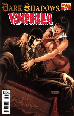 Dark Shadows Vampirella #4 [Comic]