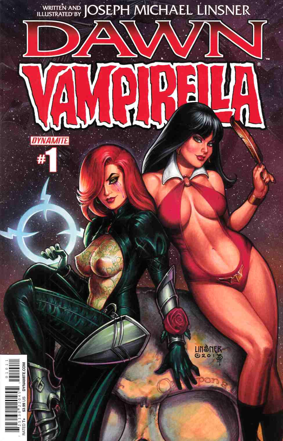Dawn Vampirella #1 [Comic] THUMBNAIL