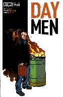 Day Men #2 Second Printing [Boom Comic]