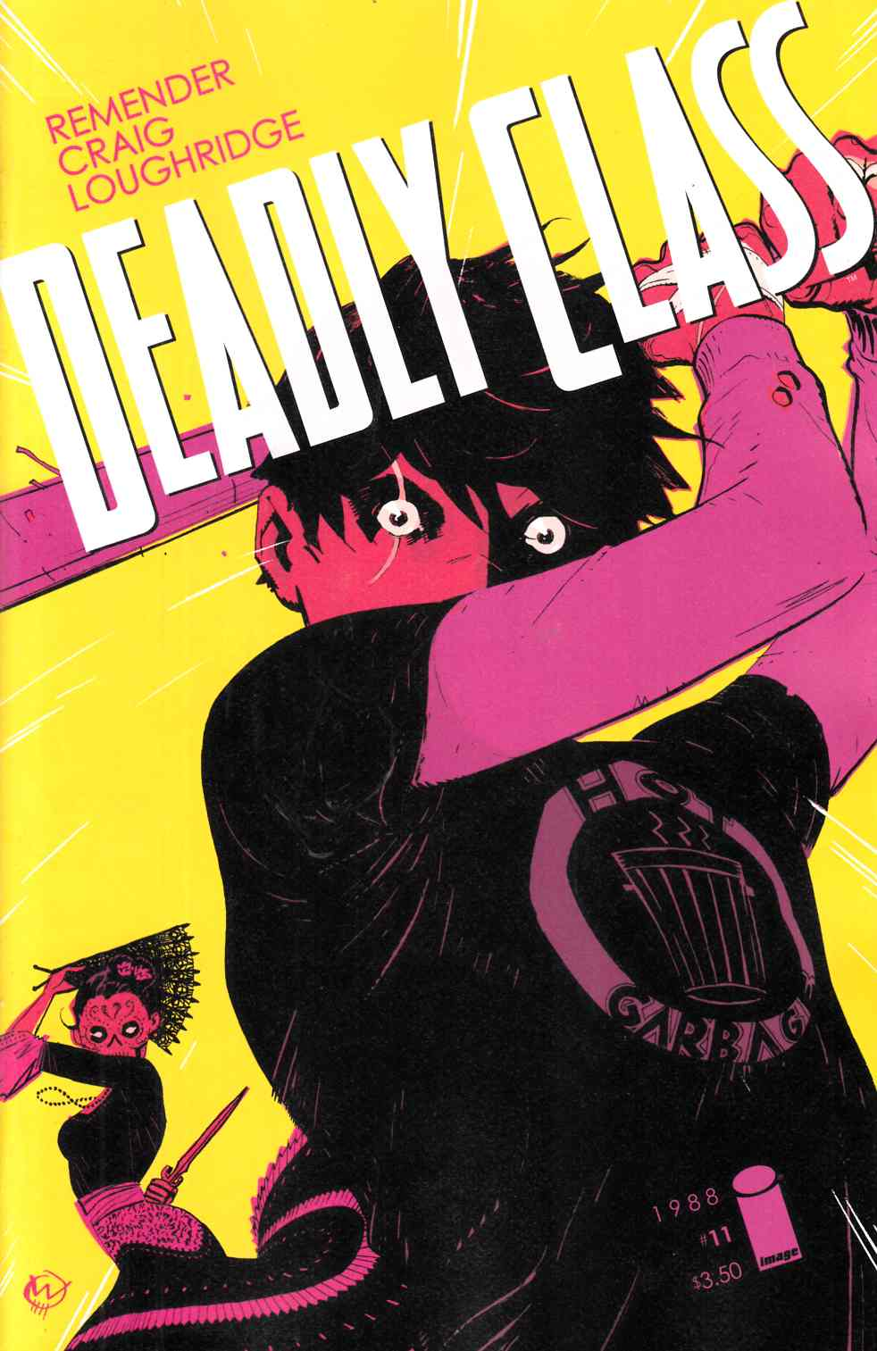 Deadly Class #11 [Image Comic]