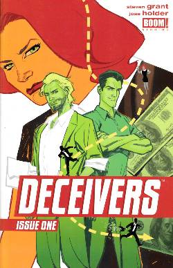 Deceivers #1 [Boom Comic] LARGE