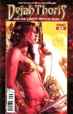 Dejah Thoris & Green Men of Mars #1 [Comic] LARGE