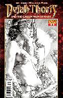 Dejah Thoris & Green Men of Mars #1 Exclusive Subscription Cover [Comic] THUMBNAIL
