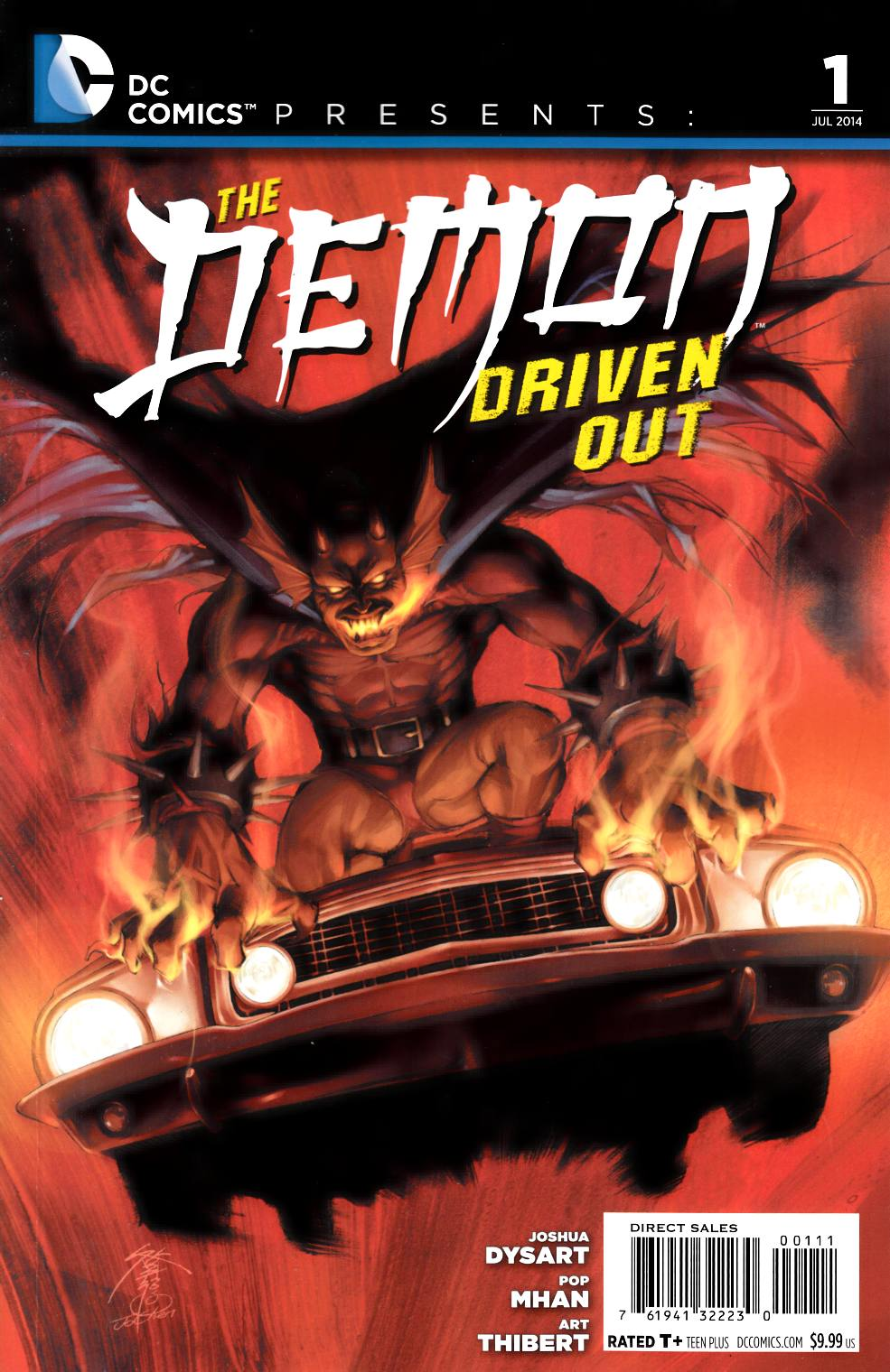 DC Comics Presents the Demon Driven Out #1 [DC Comic] THUMBNAIL