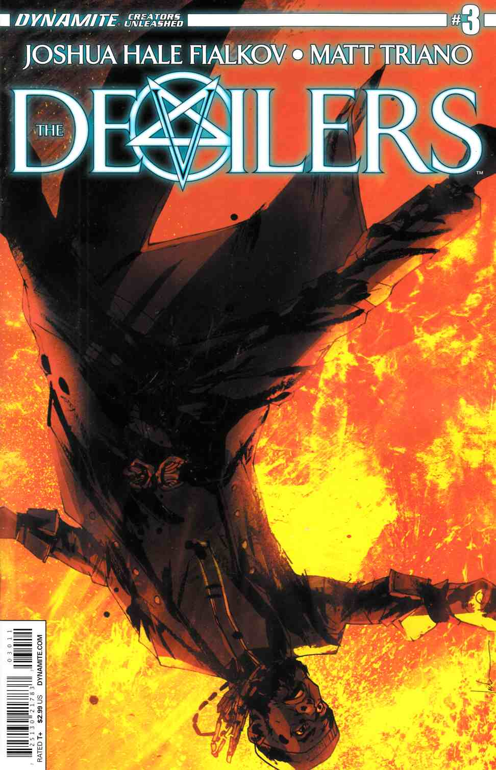 The Devilers #3 [Dynamite Comic] THUMBNAIL