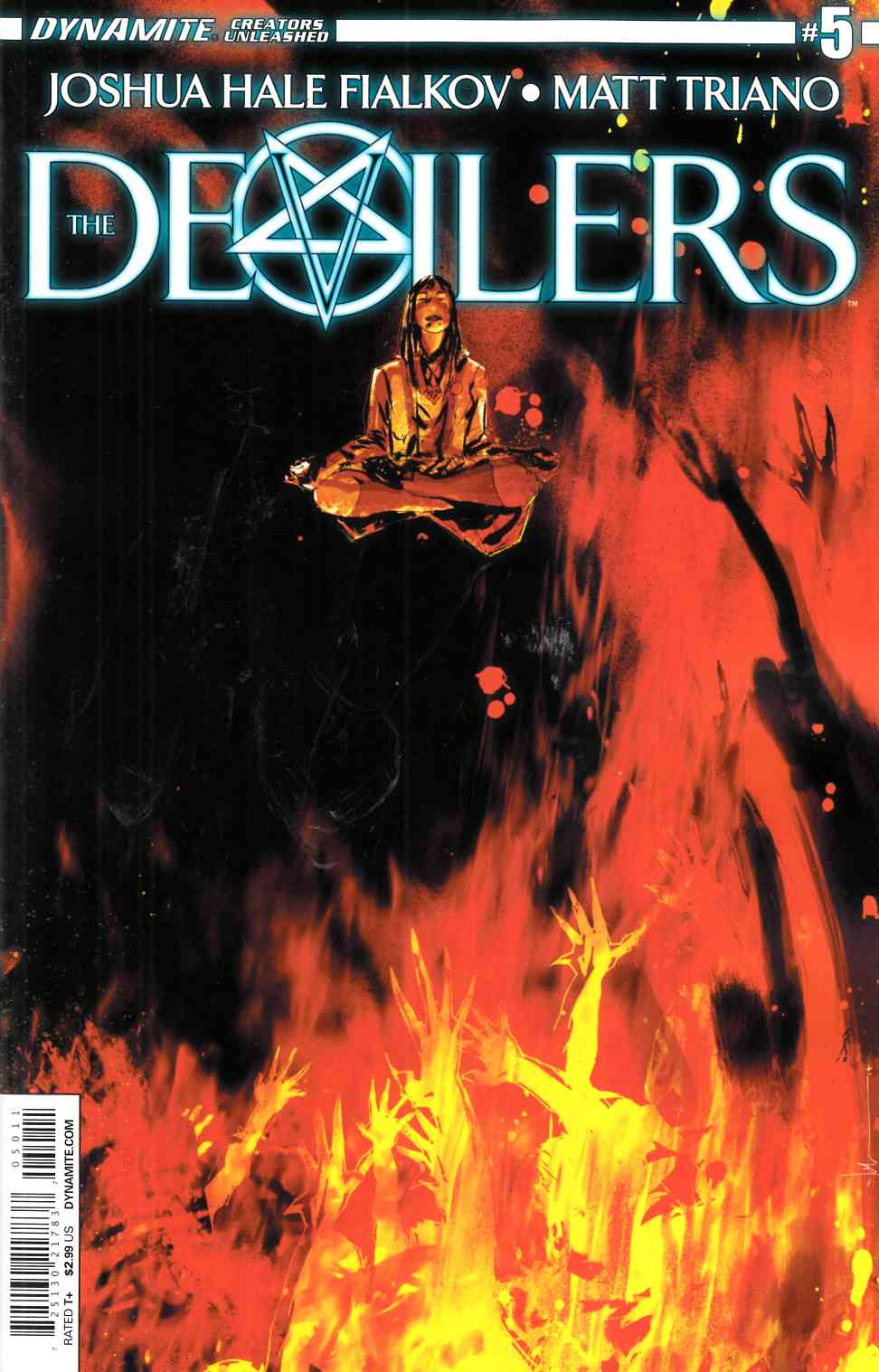 The Devilers #5 [Dynamite Comic] THUMBNAIL