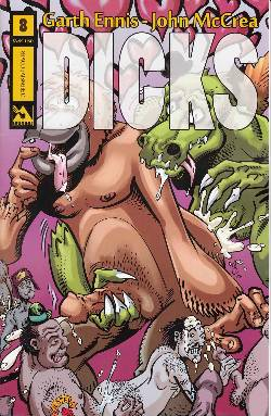 Dicks Color Edition #8 Offensive Cover [Comic]_LARGE
