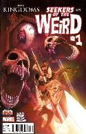 Disney Kingdoms Seekers of Weird #1 Second Printing [Comic] THUMBNAIL
