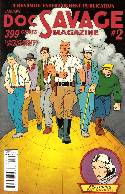 Doc Savage #2 Cassaday VIP Cover [Dynamite Comic] THUMBNAIL