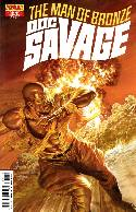 Doc Savage #3 Cassaday VIP Cover [Dynamite Comic] THUMBNAIL
