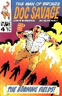 Doc Savage #4 Cassaday VIP Cover [Dynamite Comic] THUMBNAIL