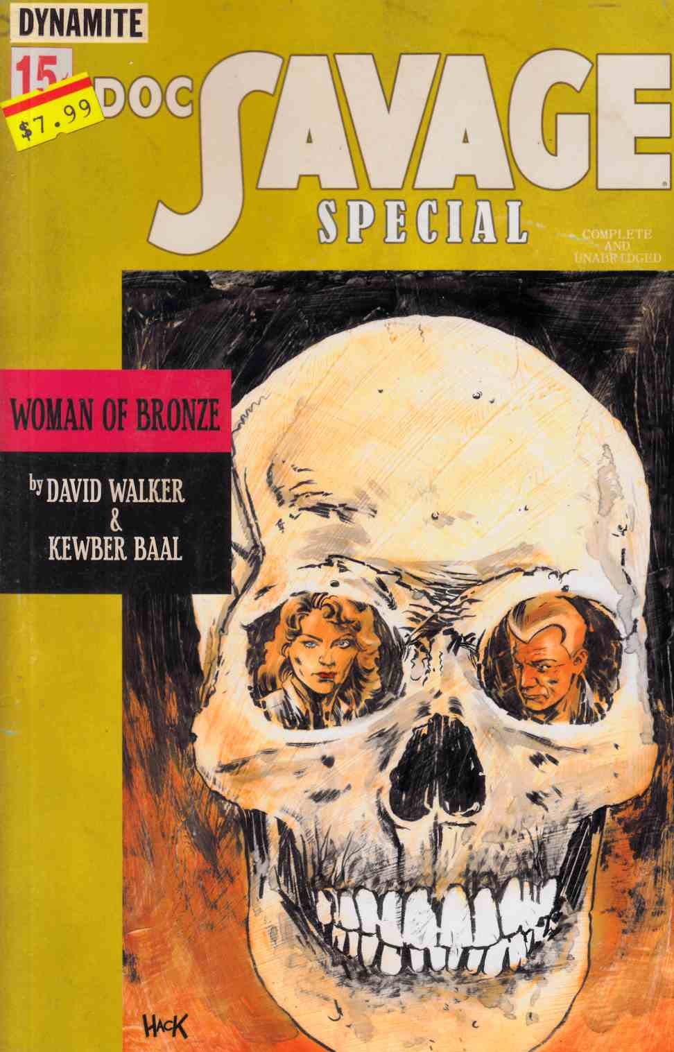 Doc Savage Special 2014 (One Shot) [Dynamite Comic] THUMBNAIL