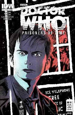 Doctor Who Prisoners of Time #10 Cover A [Comic] LARGE
