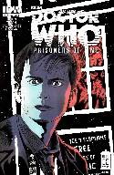 Doctor Who Prisoners of Time #10 Cover A [Comic]