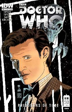 Doctor Who Prisoners of Time #11 Cover A [Comic] LARGE