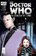 Doctor Who Prisoners of Time #11 Cover B [Comic]