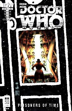 Doctor Who Prisoners of Time #12 Cover A [Comic] LARGE