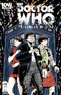 Doctor Who Prisoners of Time #2 Cover RIA [Comic]