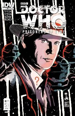 Doctor Who Prisoners of Time #5 Cover A [Comic] LARGE