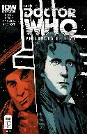 Doctor Who Prisoners of Time #8 Cover A [Comic] THUMBNAIL