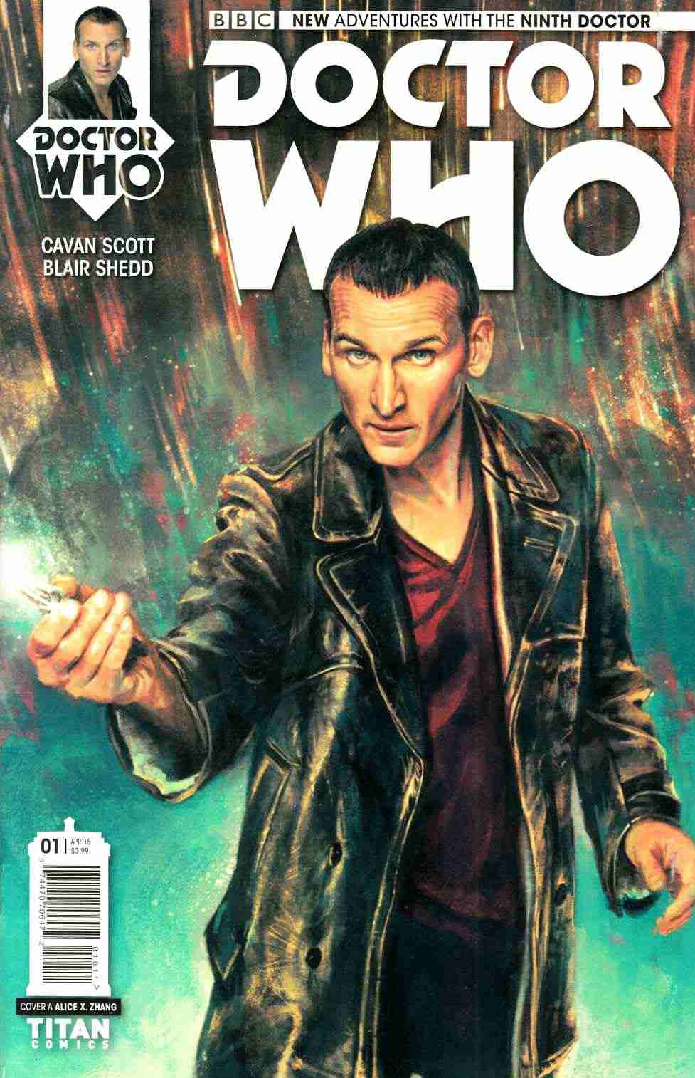 Doctor Who 9th Doctor #1 [Titan Comic] THUMBNAIL
