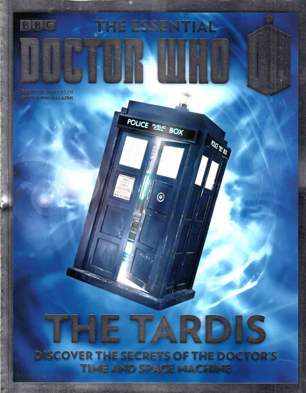 Doctor Who Essential Guide #2 the Tardis [Magazine]_THUMBNAIL