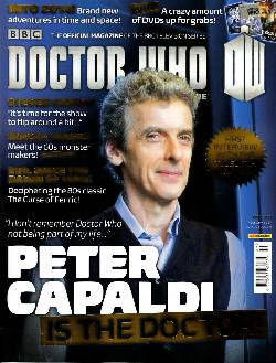Doctor Who Magazine #469 [Magazine] LARGE