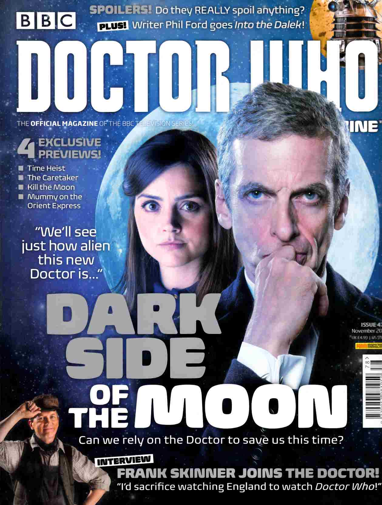 Doctor Who Magazine #478 [Magazine] THUMBNAIL
