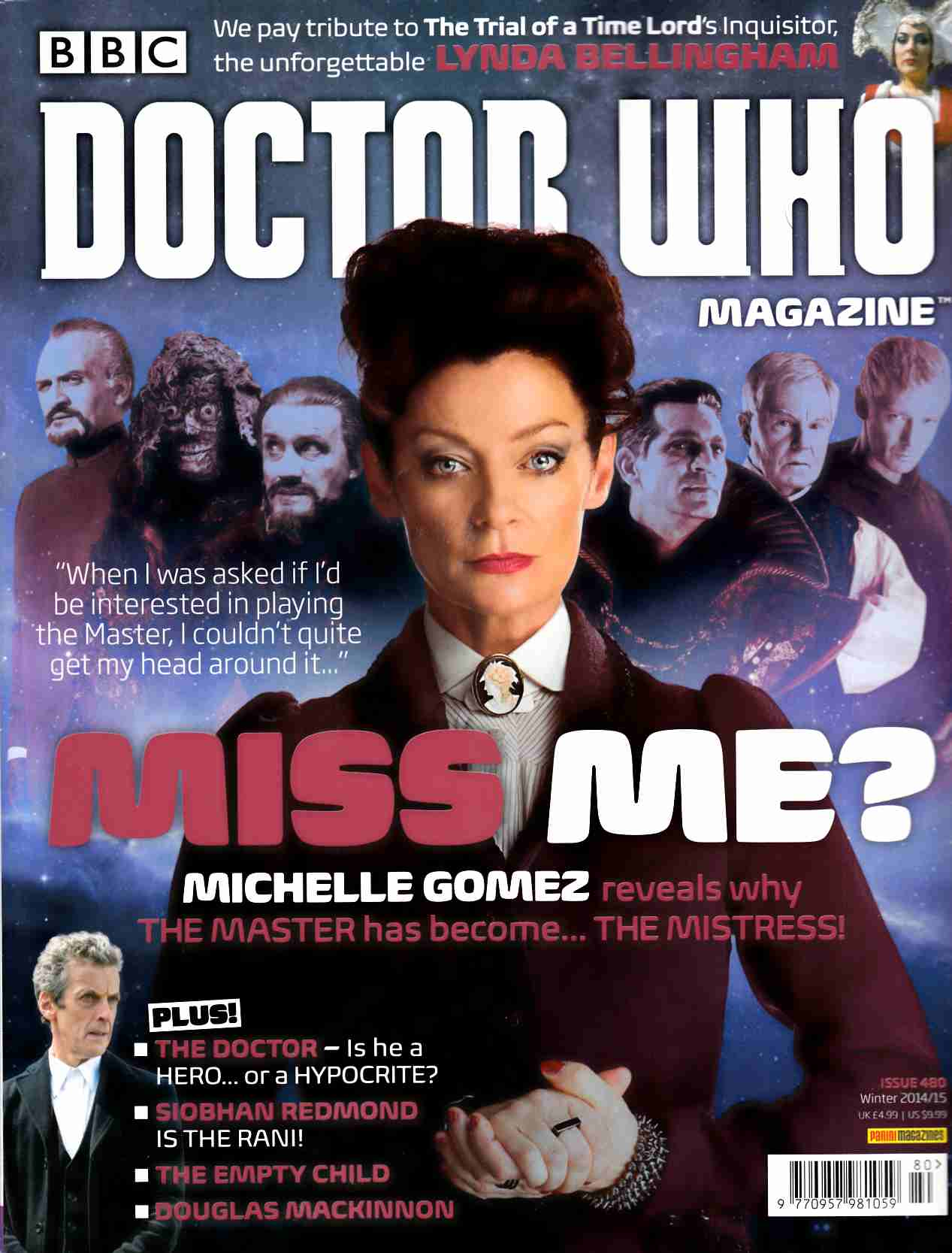 Doctor Who Magazine #480 [Magazine] THUMBNAIL