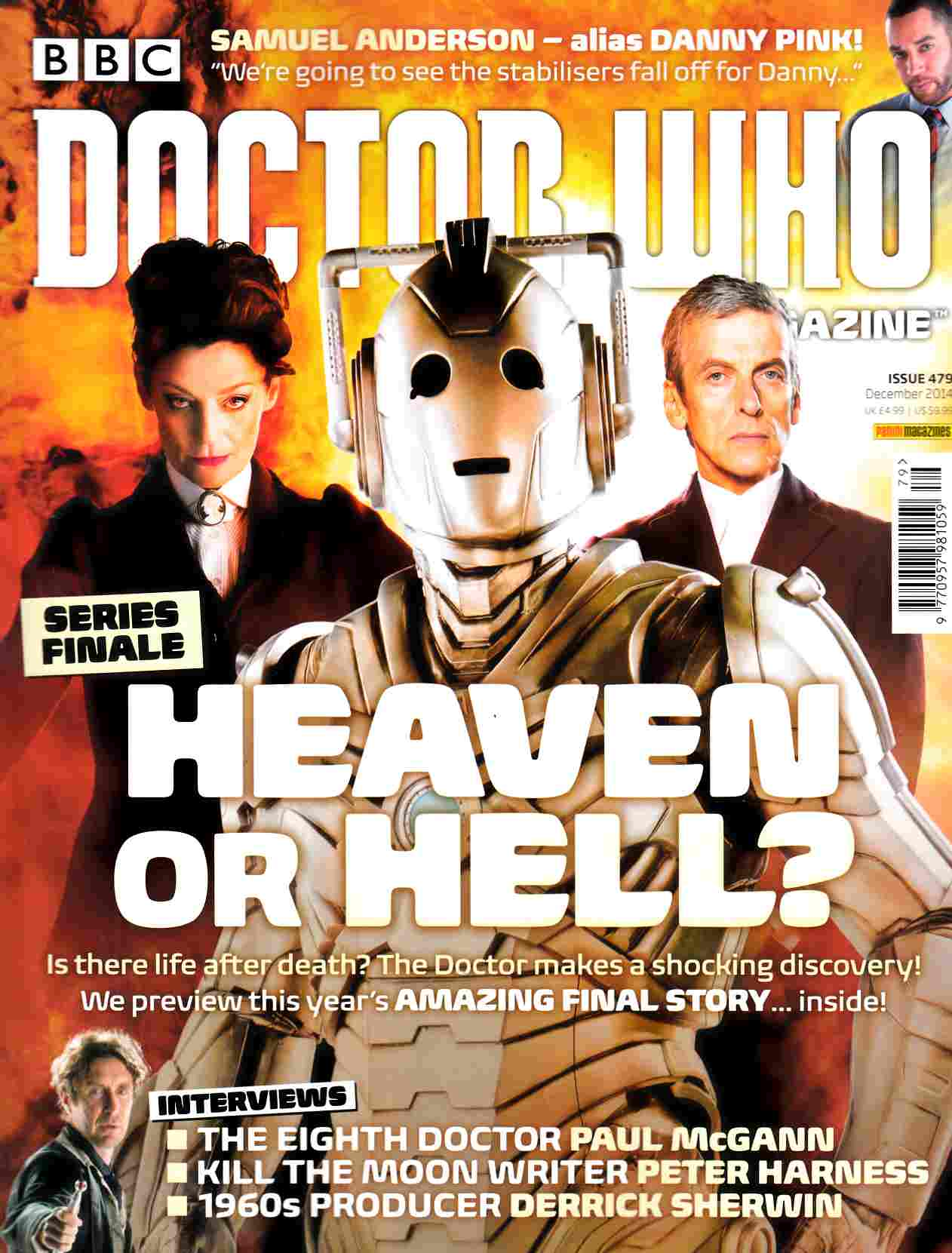 Doctor Who Magazine #479 [Magazine] THUMBNAIL