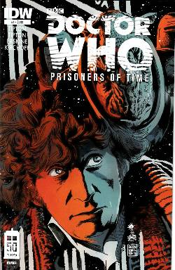 Doctor Who Prisoners of Time #4 [Comic] LARGE
