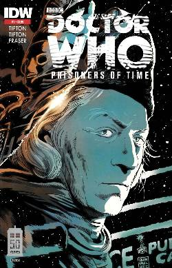 Doctor Who Prisoners Of Time #1 Second Printing [Comic] LARGE