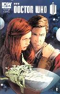 Doctor Who Vol 3 #5 [IDW Comic] THUMBNAIL