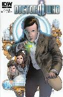 Doctor Who Vol 3 #1 [IDW Comic]