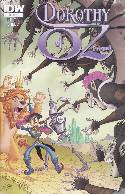 Dorothy of Oz Prequel #4 [IDW Comic] THUMBNAIL