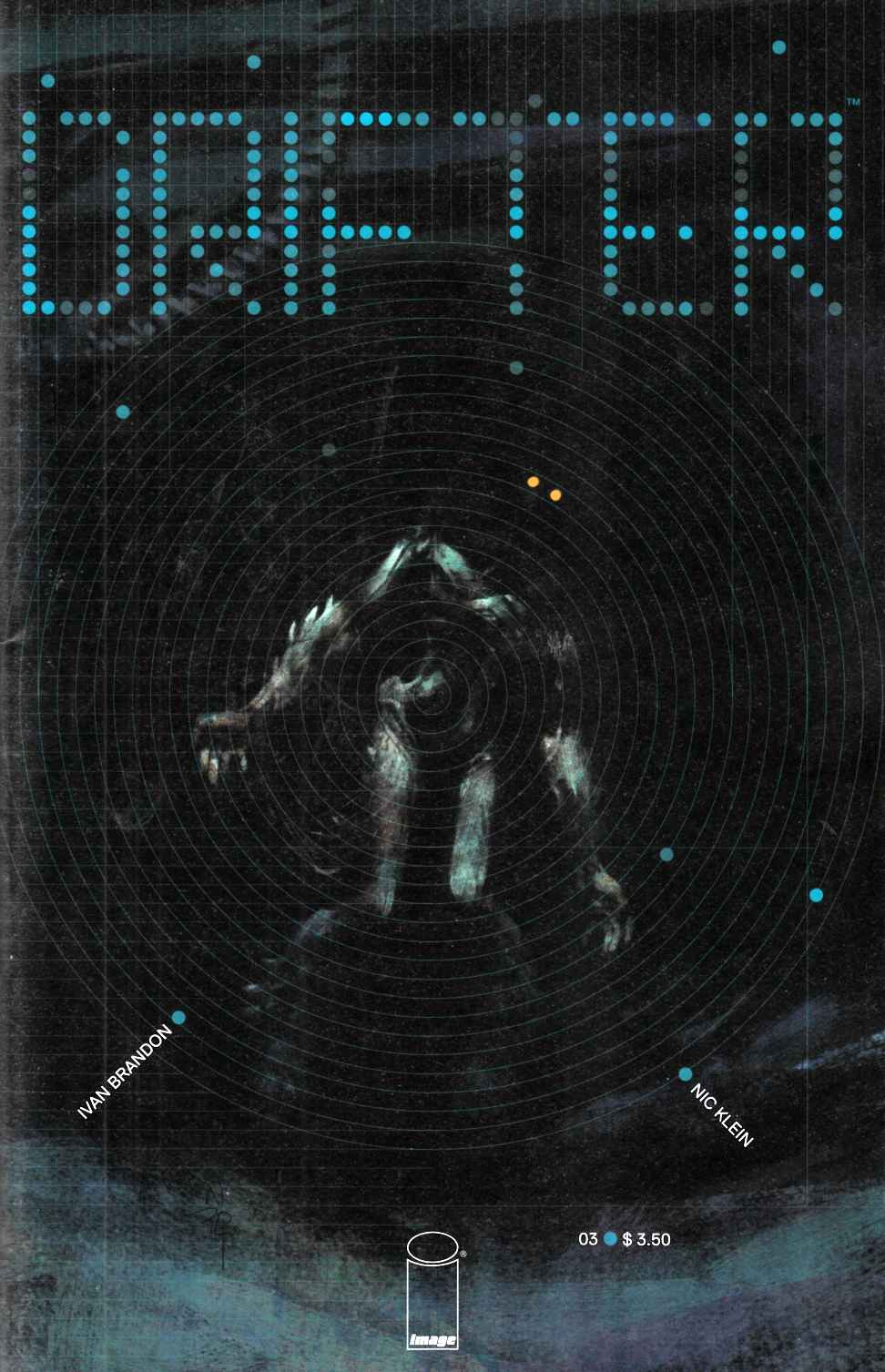 Drifter #3 Cover A- Klein [Image Comic] THUMBNAIL